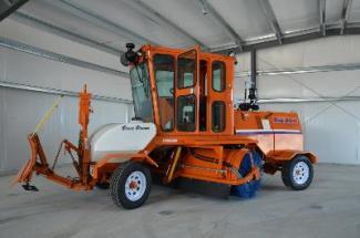 Need a Street Sweeper? We are Authorized Broce Broom Sweeper Dealers in Lubbock